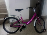 Bicicleta de niñas - foto