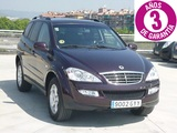 SSANGYONG - KYRON SUV 4X4 PICKUP 270 XDI L - foto
