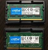 LOTE 2 MEMORIAS DDR3 ,TOTAL 8GB