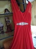 vestido de fiesta. . - foto