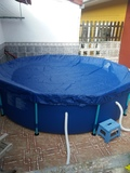 PISCINA DESMONTABLE - foto