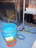 refrigeración e aires acondicionados - foto