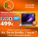 Portátil Ultrabook HP Elitebook 840 G3 - foto