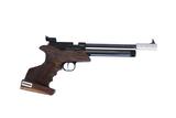 Pistola Co2 Tizonni Básica Nogal-Negro - foto