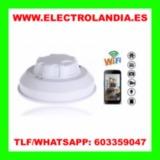 NrEy  Detector de Humo Mini Camara Ocult - foto