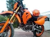 HYOSUNG - XRX 125 CC - foto