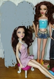mattel barbie my scene coleccion NRFB - foto