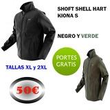 Shoft shell hart-portes gratis - foto