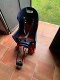vendo silla bici para niñ@s - foto