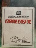 Marvel daredevil carta original pelÍcula - foto