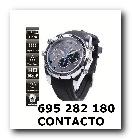 Reloj camara Espia 1080p axbk - foto
