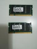 memoria ram Samsung dos unidades - foto