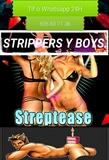 Striper Boys Dragqueen Gogos Toledo - foto