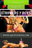 Despedidas Originales Striper y Boys - foto