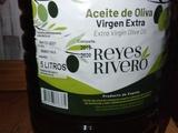 Aceite de oliva virgen extra - foto
