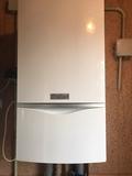 Caldera Gas Natural y radiadores agua - foto