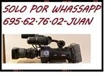 Video camara-profesional jvc gy-hm750e - foto