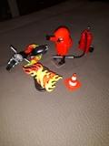 bombero playmobil - foto