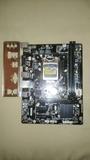 gigabyte h81ms1 1150 - foto