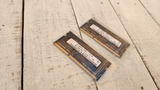 Modulos memoria ram 2 x 1gb pc3 hynix - foto