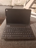 Funda con teclado samsung tablet A - foto