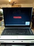 """Portátil Toshiba 15,4 \"""" - foto"""