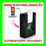 mU  Microfono Oculta GSM - foto