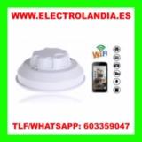 xLT  Detector de Humo Mini Camara Oculta - foto