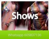 Striptease desnudo total o tanga 24H - foto