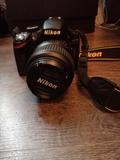 Cámara Nikon D3200 - foto