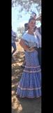 Falda rociera - foto