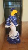 traje flamenca - foto