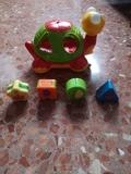 Juego tortuga con música y luces - foto
