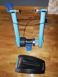 rodillo de bicicleta - foto
