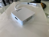 Adaptador de Mini DisplayPort a HDMI/DVI - foto