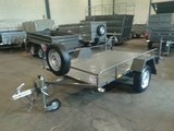 Plataformas 750 kg ligeras - foto