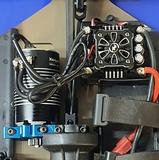 hobbywing xr8 150A y motor 1900kv - foto