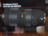 Sigma 70-200mm f2.8 II Multiplicador 2x - foto