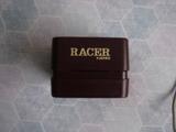 Reloj Racer chapado en oro. - foto