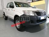 TOYOTA - HILUX 2. 5 D4D CABINA DOBLE GX AIRE ACOND.  - foto