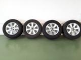 Llantas de Volkswagen Tiguan - foto