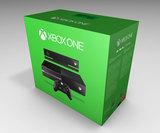 Caja consola Xbox One negra reproducción - foto