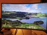 "Monitor HP 27\"" curvo - foto"