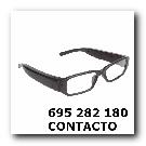 Bptg gafas con videocamara ocultacion - foto