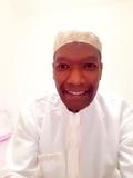 vidente africano diamé - foto