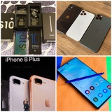 Samsung s10+ note 10+ iphone 11 pro max - foto