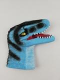 Marioneta dinosaurio - foto