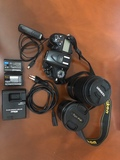Se vende equipo Nikon D7100 - foto