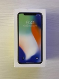 Iphone x silver 64gb - foto