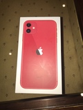 iPhone 11 red - foto